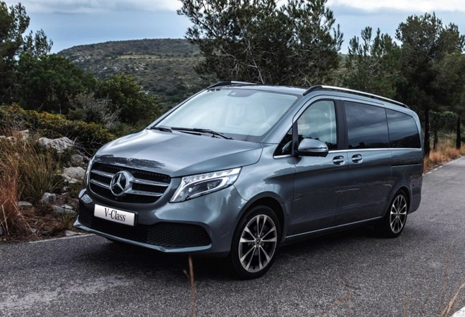 Mercedes Benz V Class Elite, India's most expensive MPV, launched at Rs 1.1 crore