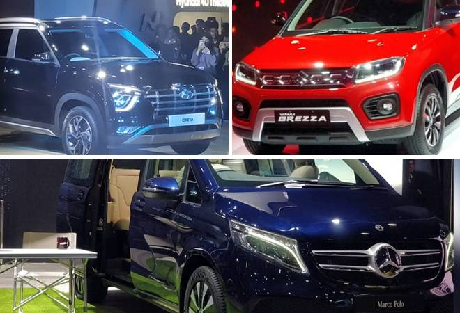 Auto Expo Day 2 Highlights: List of new cars launched, prices and other details