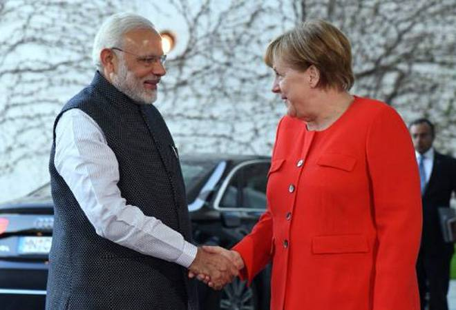 Angela Merkel in India: German Chancellor meets PM Modi; likely to sign 20 agreements