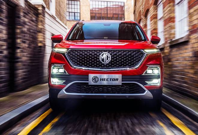 MG motor records 2.72% decline in September retail sales