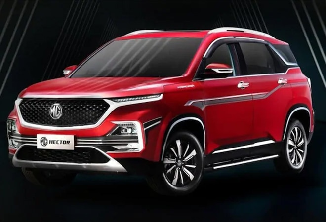 MG Hector facelift: New SUV launch date revealed, check out details