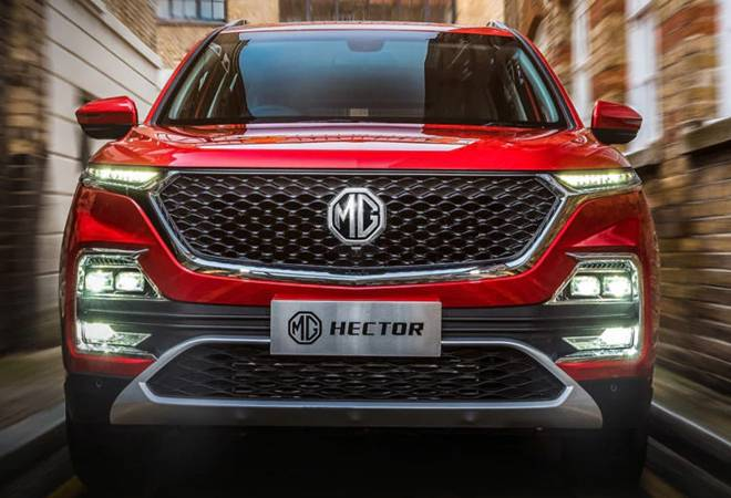MG Motor India plans increase of SUV Hector production by 30% after BS6 norms come into effect