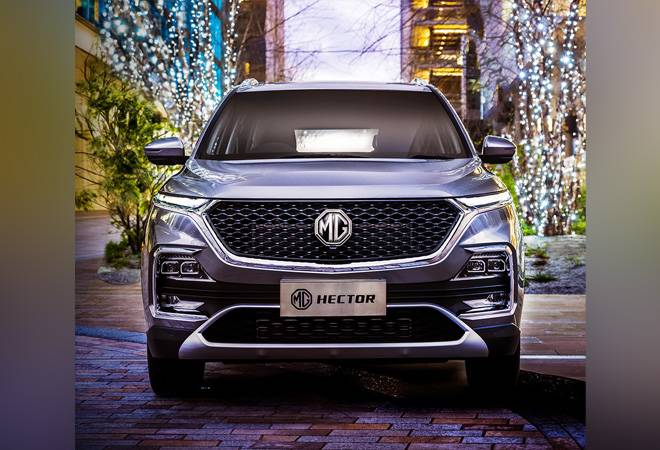 MG Motors to launch India's first internet car Hector; here's what to expect