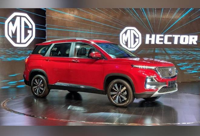 MG Hector launched at Rs 12.18 lakh; check price of all variants, key features