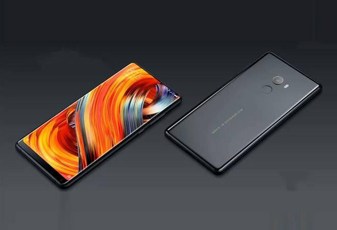 Xiaomi launches Mi Mix 2 at Rs 35,999 with zero per cent EMI scheme