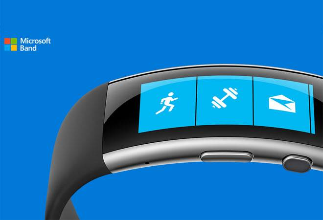Microsoft launches new wearable device, Band 2