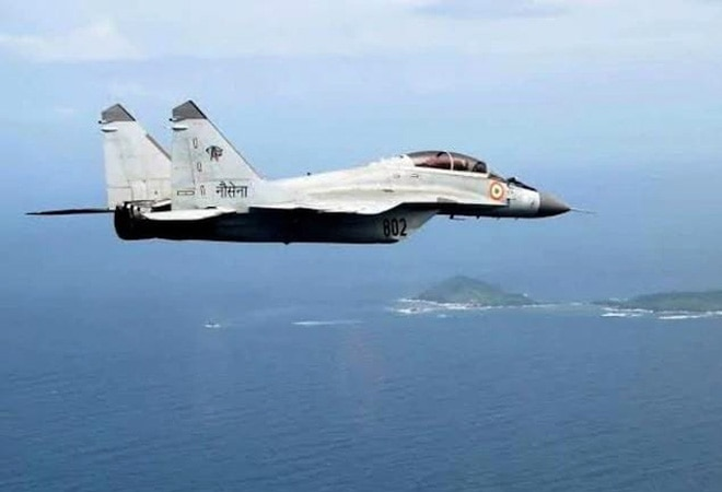 MiG-29K crash in Arabian Sea: One pilot recovered, search on for another