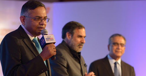 TCS's N Chandrasekaran is BT's Best CEO for 2013