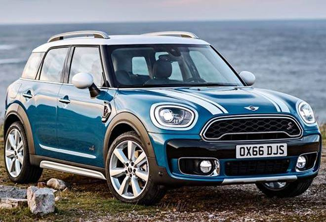 BMW launches made in India Mini Countryman SUV at Rs 34.9-41.4 lakh