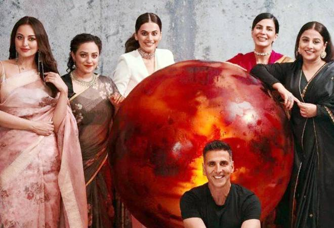 Mission Mangal box office collection Day 9: Akshay Kumar-Vidya Balan film earns Rs 136 crore