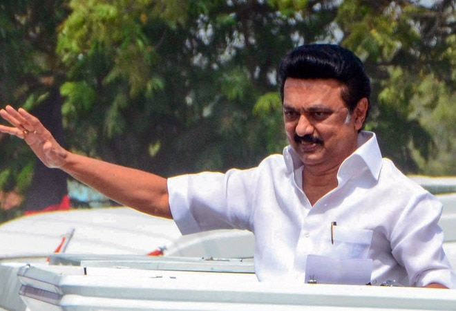 MK Stalin becomes Tamil Nadu chief minister