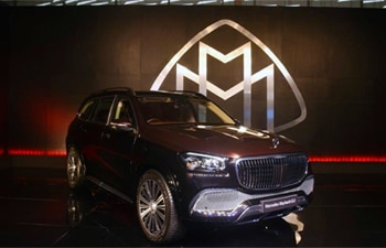 Mercedes-Benz launches ultra-luxury SUV Maybach GLA 600 4MATIC in India at RS 2.43 crore