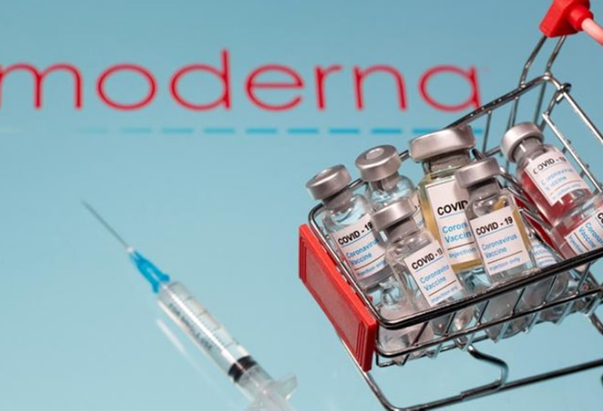 US doctor develops allergic reaction after Moderna vaccine shot
