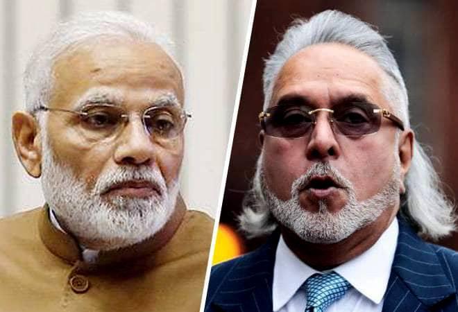 'PM Modi or banks': Vijay Mallya says someone is lying