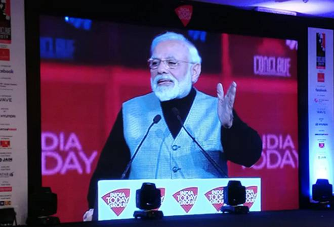 India Today Conclave 2019: 5 major points PM Modi raised in his speech