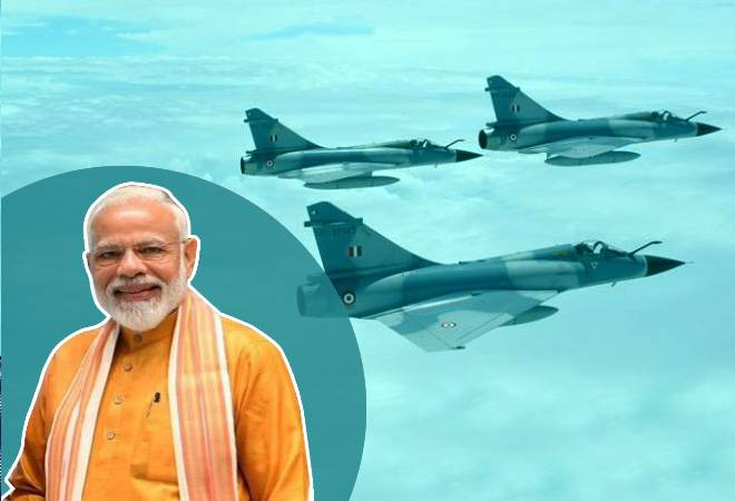 'Cloud, Rain, Radar': Twitterati poke fun at PM Modi's retelling of Balakot airstrikes