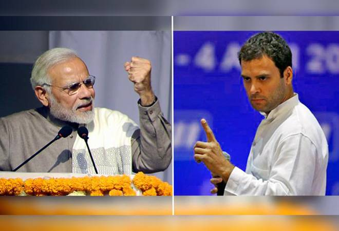 PM Modi mocks Rahul in his last Parliamentary speech before polls, says 'no earthquakes during our tenure'