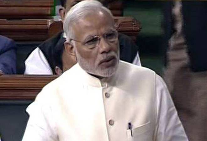 PM Modi mocks Rahul in his last Parliamentary speech, says 'no earthquakes during our tenure'