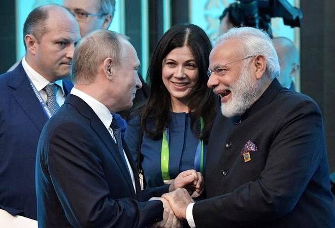 PM Modi thanks Vladimir Putin for Rosneft's USD 12.9 billion investment
