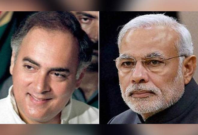 Congress writes to EC; demands action over PM Modi's 'Rajiv Gandhi Bhrashtachari No. 1' remark