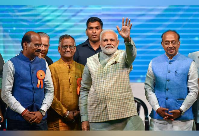 People in Maharashtra, Haryana reposed trust in BJP, its chief ministers: PM Modi