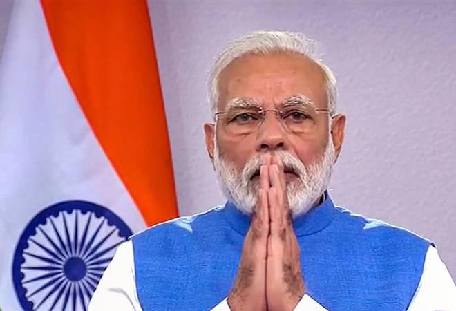 PM Modi greets IAF on foundation day; lauds their bravery, dedication