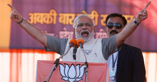 Narendra Modi's manufacturing push cheers steel makers