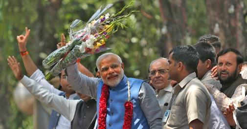 Nawaz Sharif to attend Narendra Modi's swearing-in ceremony