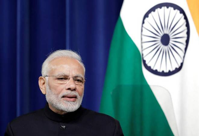 PM Modi tells India Inc to ignore pessimism, says govt stands with industry