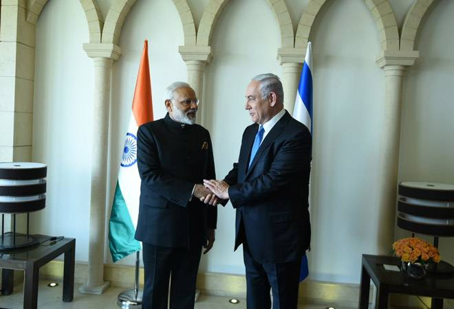 Modi in Israel: India and Israel sign seven crucial pacts, promise to fight terror together