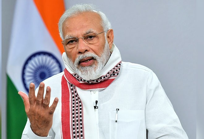 PM Modi bats for tech-driven solutions to help workers find jobs