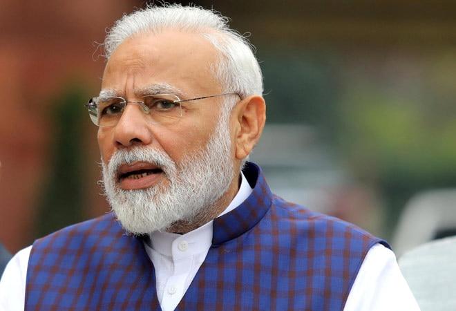 Protests against farm laws politically motivated: PM Modi