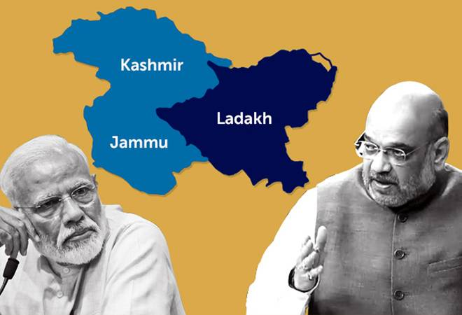 Kashmir, Ladakh to be union territories: What's the difference between a state and UT?