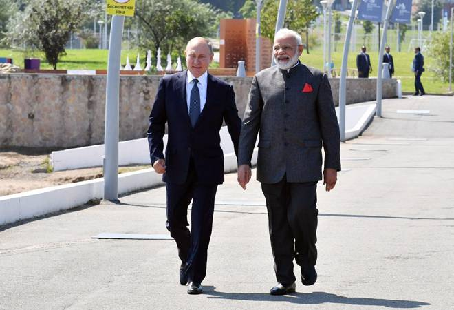 India to give $1 billion line of credit for development of Russia's Far East