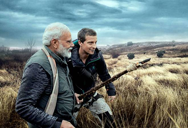 Man vs Wild: 'Can't wait to watch,' say fans about PM Modi episode in Bear Grylls' show