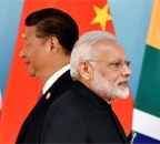India stops short of 'major power' status in Asia, China way ahead