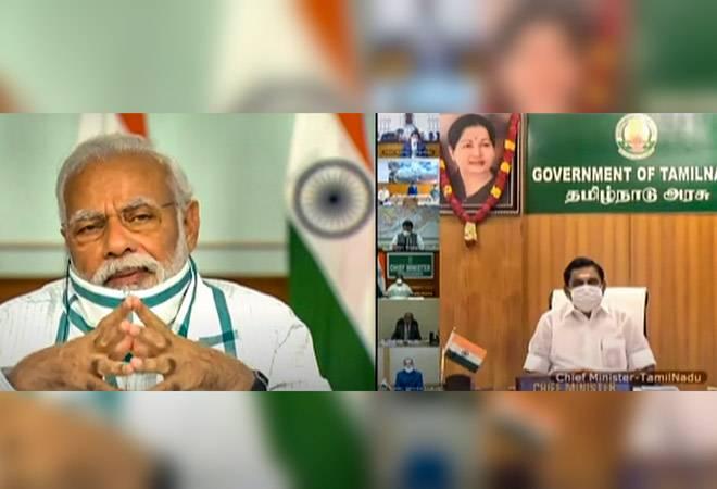 Prioritise economy, fight against coronavirus, PM Modi tells CMs