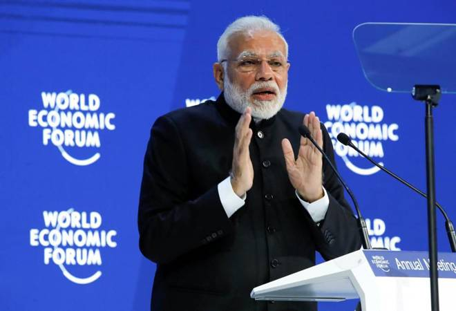BT Podcast: India has opened a new door of FDI, says PM Modi at Davos