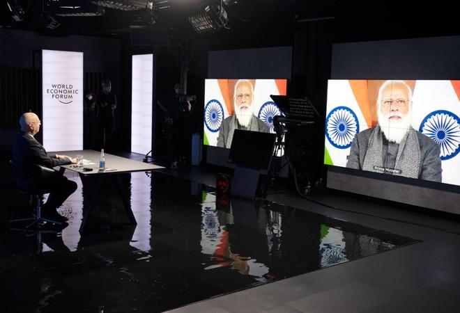 WEF Davos Agenda: India will supply many more COVID-19 vaccines to world, says PM Modi