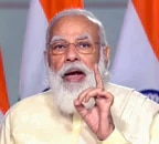PM Modi to interact with 3 teams working on COVID-19 vaccine