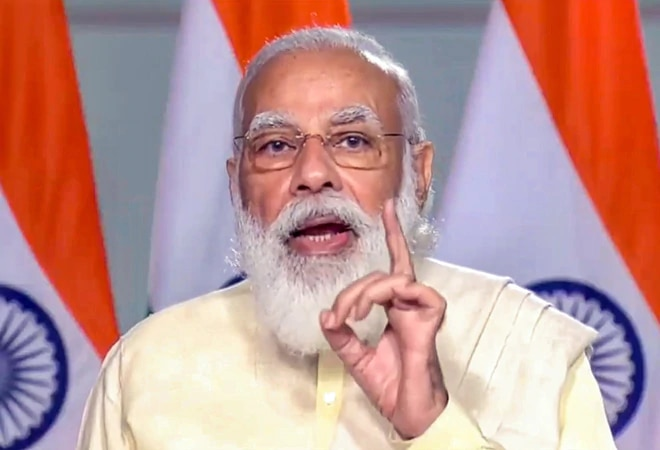 Need to raise credit flow to businesses amid economic growth: PM Modi