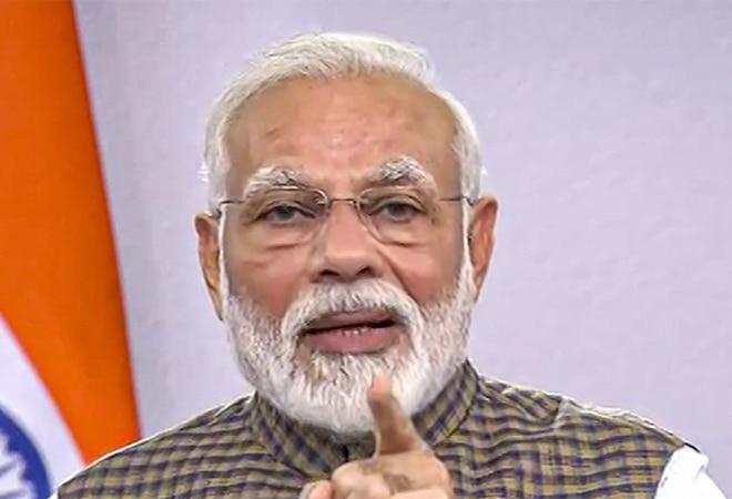 'Judiciary always interprets Constitution positively': PM Modi at Gujarat HC's diamond jubilee event