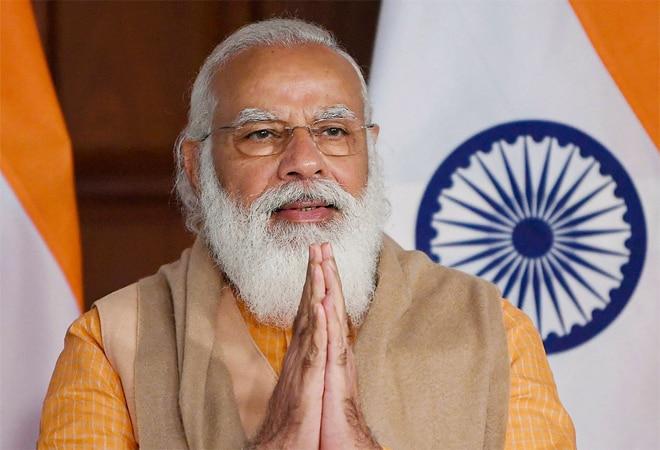 PM Modi addresses BJP's national office bearers meet