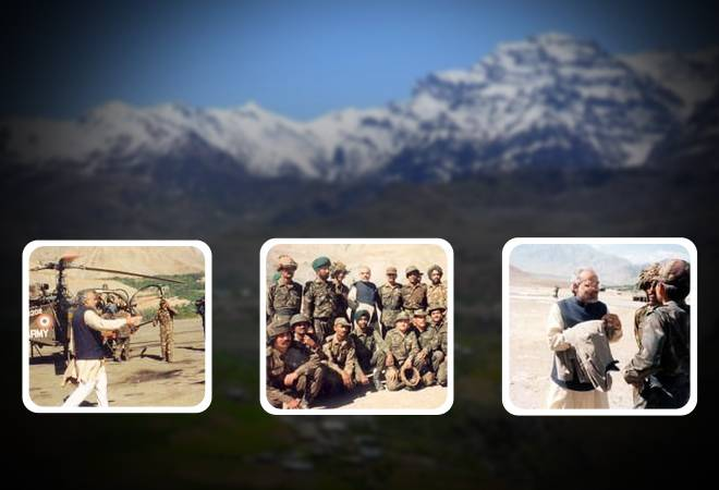 Kargil Vijay Diwas: PM Modi to Virat Kohli, the nation honours war heroes for India's victory over Pakistan