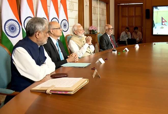 PM Modi, Nepal PM Oli inaugurate South Asia's first cross-border petroleum product pipeline