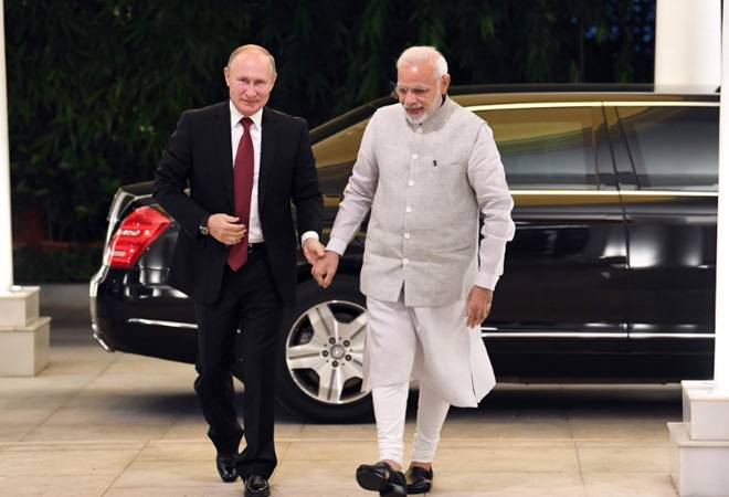 Modi-Putin meet: Russia backs India on Kashmir, agrees on no 'outside influence' in internal matters