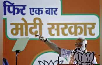 With NDA set to retain power for the second term, focus to be on BJP's poll promises