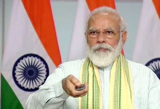 PM Modi inaugurates Asia's largest 750 MW solar plant in Madhya Pradesh's Rewa