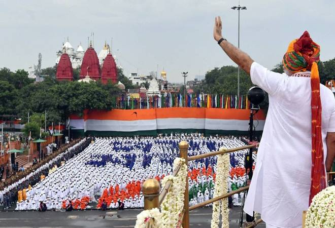Independence Day: Full text of PM Modi's address to nation