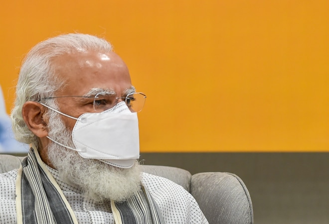 SVAMITVA scheme: PM Modi launches physical distribution of property cards